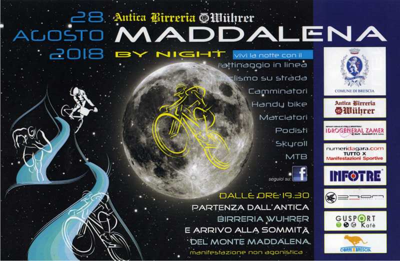 Maddalena By Night - 28 agosto 2018